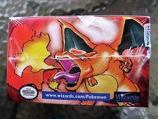 Pokemon Base Set Booster Box Factory Sealed Green Wing on The Side....Near Mint