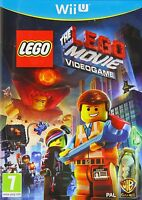 The LEGO Movie Videogame For PAL Wii U (New & Sealed)