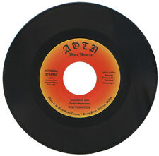 """THE TONISTICS  """"HOLDING ON""""   KILLER FUNK   FIRST TIME ON 45   LISTEN!"""