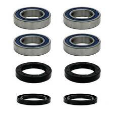 Rear Wheel Bearing & Seal For Suzuki King Quad 300 Quadrunner 4WD LT4WD LTF250