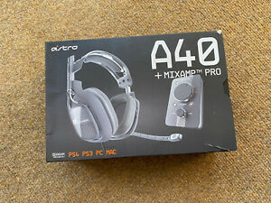 Astro A40 Headset with MixAmp Pro