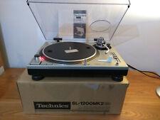 Technics SL-1200MK2 Turntable