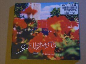 Guillemots : Made-Up Lovesong #43 - Digipak CD Single (2006, Polydor)