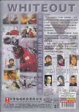 NEW Original Japanese Drama VCD Whiteout Matsushima Nanako 松嶋菜々子 Oda Yuji 織田裕二