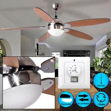 plus SILENCIEUX VENTILATEUR DE PLAFOND Interrupteur Mural Lampe vent Machine