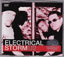 U2 - Electrical Storm - DVD (CIDV808 4 x Track Plays on DVD Players only)