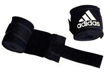 Adidas Boxe bandes de mains 450cm Muay Thai bandages noir rouge bleu blanc AIBA