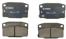 Disc Brake Pad Set-Quietcast Pads Front,Rear Bosch BP378