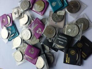 1Kg One Kilo Queen ELIZABETH II CuNi Crowns in wallets