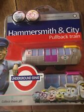 London Underground Ernie Hammersmith & City Pullback Train New Free Postage