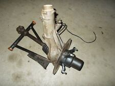 1995 Polaris Magnum 425 Left Front End Drive Axle Shaft Hub Strut Tower Coil