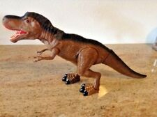 UNIQUE!!! Animated Battery Operated Toy T Rex Dinosaur ROARS! WALKS!