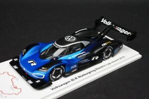 1:43 Spark S7820 Volkswagen I.D.R Nurburgring Electric Lap Record 2019