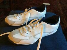 Men's Wrestling Shoes by State Street in Size 12.  White with Gray.29.49