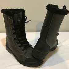 **MINT** Men's Size 10 Rocawear Winter Boots 10 Tall Black Fashion dress style