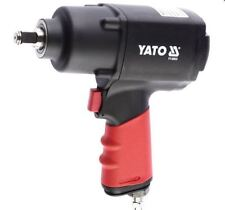 "Yato professional heavy duty 1/2"" twin hammer air impact wrench 1356 Nm YT-0953"