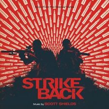 Strike Back [Music from the Cinemax Series] (CD, May-2014, VarŠse Sarabande...