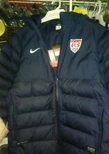 Nike USA Soccer Storm Fit Coat, Size L