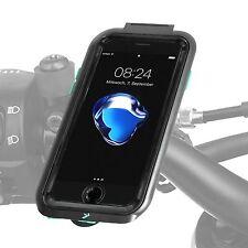 Motorrad Hardcase iPhone 7 6S 6 Lenkerhalterung mit Schnellspanner 360° drehbar