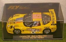 Corvette Fly Scalextric Slot Cars (1980-Now)