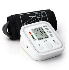 Monitors Blood Pressure Pulse Upper Arm Tonometer Digital 1 Pcs Health Care