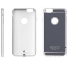 Coque Protection iPhone 6 6S avec Qi Induction Récepteur Chargeur Batterie / BK