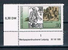 DDR MER. nr. 3354 DV, 500 J. Int. POST connessioni in Europa (II), posta freschi!