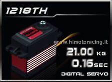 SERVO DIGITALE 21Kg POWER HD HIGH VOLTAGE CON INGRANAGGI IN TITANIO HD-1218TH