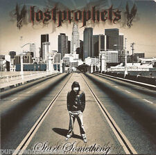 LOSTPROPHETS - Start Something (UK 13 Trk Enh CD Album)