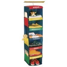 Kids Room Toy Bin Organizer Storage Box KIDS DAILY ACTIVITY ORGANIZER 6 SHELF H