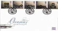 6 FEBRUARY 2001 OCCASIONS ROYAL MAIL FIRST DAY COVER LOVER SALISBURY SHS