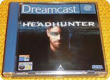 Headhunter videogioco Sega Dreamcast