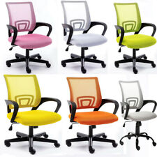 Mesh Office Chair Executive Computer Desk Swivel Adjustable Ergonomic Lumbar