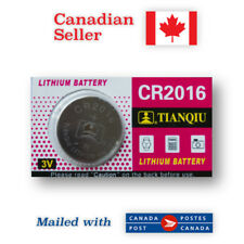 CR2016 NEW! Lithium 3V Coin Button Battery