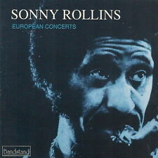 CD album Sonny Rollins European mezzodì (Sonny 's Blues, OLEO)