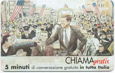 CHIAMAGRATIS - N° 117 - JOHN FITZGERAL KENNEDY - 1917-1963 - NUOVA - IN TIRATURA