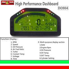 Dash Race Display - FULL SENSOR KIT, Dashboard LCD Screen; Gauge Rally Motec US