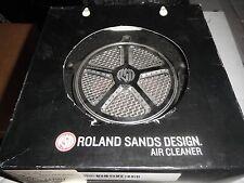 Roland Sands Design 0206-2013-BM Venturi Air Cleaner