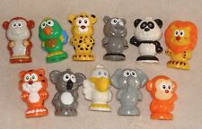 VTECH Smartville Treehouse or Train Animal Replacement Figures Lot of 11