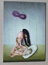 CP - PAINTING PAR PIETER JANSEN - VERKERKE GALLERY CARD 34833 - 1988 *