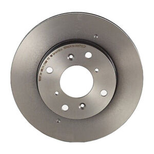 For Honda Accord Acura Front Left or Right Brake Disc Rotor Vented 260mm Brembo