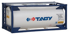 Walthers -Ho- #8105 20' Tank Container Kit - Taby