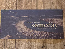 More details for his name is alive - someday my blues ... lp 4ad promo postcard 2001 *rare*