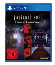 Residente Evil-Origins Collection ps4 usado