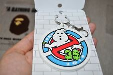 Bape x Ghostbuster Keychain 100% Authentique a bathing ape Baby Milo wgm 35th