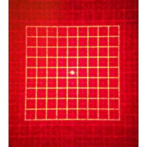 Howie Glatter Holographic Attachment - Square Grid Pattern