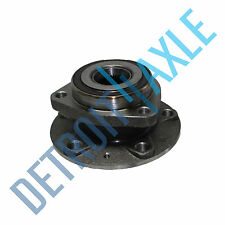 New Front Complete Wheel Hub and Bearing Assembly for Volkswagen Audi A3 w/ ABS