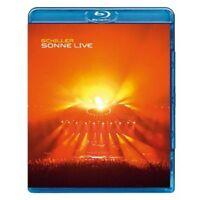 SCHILLER - SONNE (LIVE)  BLU-RAY  INTERNATIONAL POP  NEU