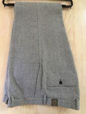 J.Crew Bowery Classic Pant in Herringbone Wool | 31/30 | $128