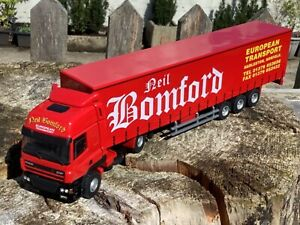 1/50 scale Liontoys DAF CF tractor unit truck lorry Neil Bomford haulage norfolk